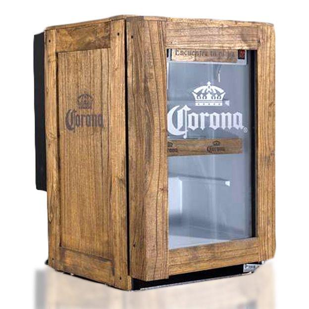 Bevybar: Merchandising, Minibar Corona | Ideas para hacer ...