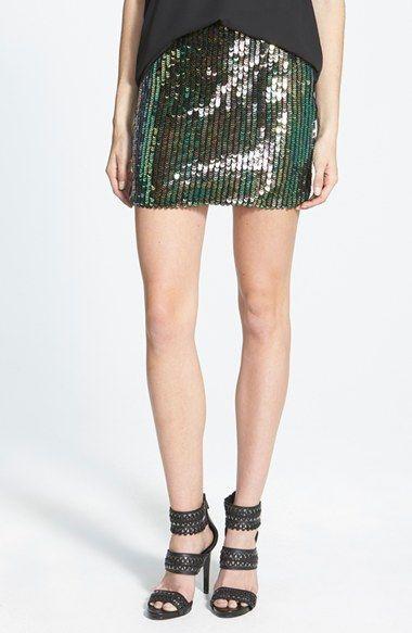 Glamorous Sequin Miniskirt | Nordstrom