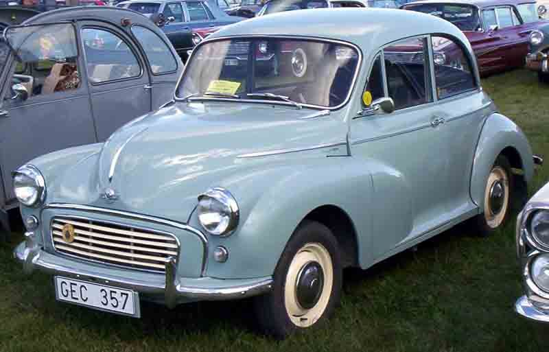 Image result for morris 1000