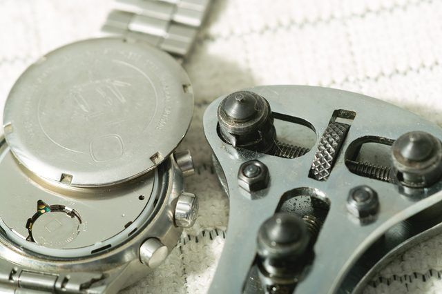 How To Open A Watch Back With Pictures Ehow Open Watches Backs