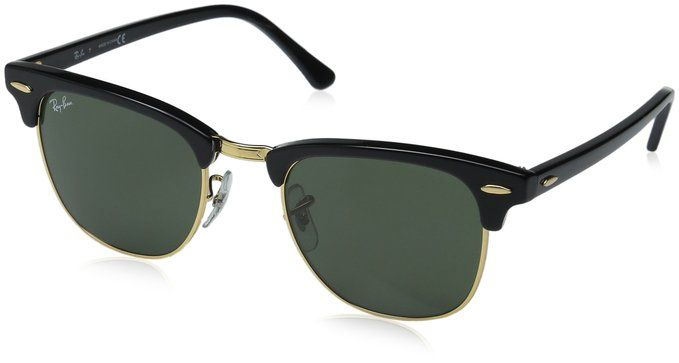 9cd4cb6739 Ray-Ban RB3016 Classic Clubmaster Sunglasses