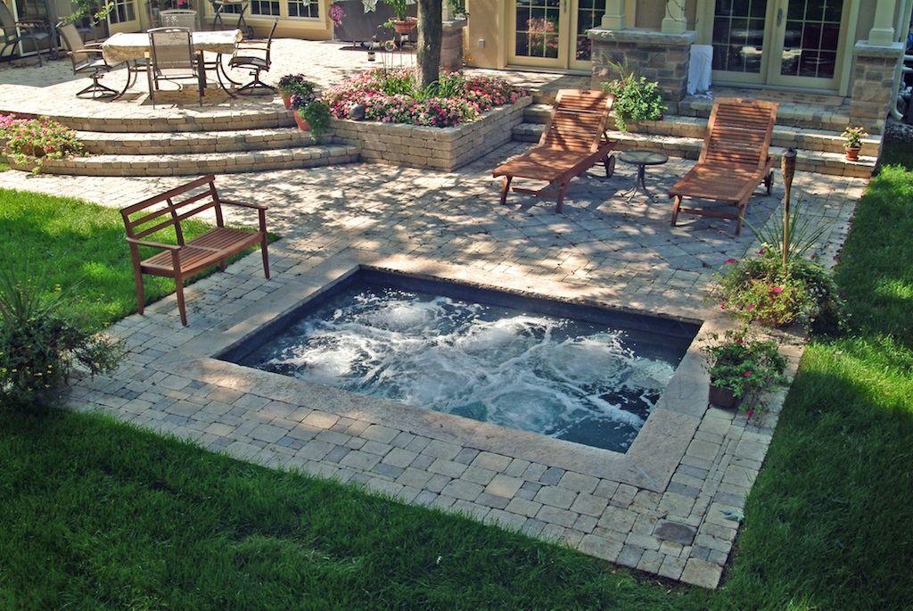 inground-spa-hot-tub-whirlpool-gibsan 10 | Dream Home ...