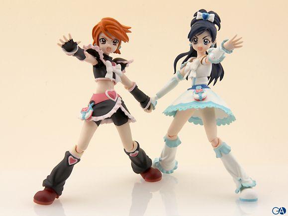 Cure Black & Cure White - Futari wa Precure