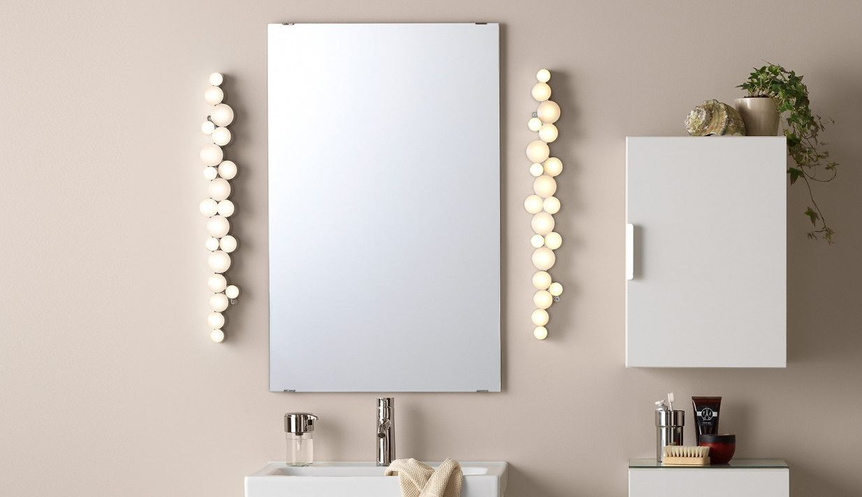 77 Ikea Bathroom Mirror Cabinet Light Best Paint For Interior