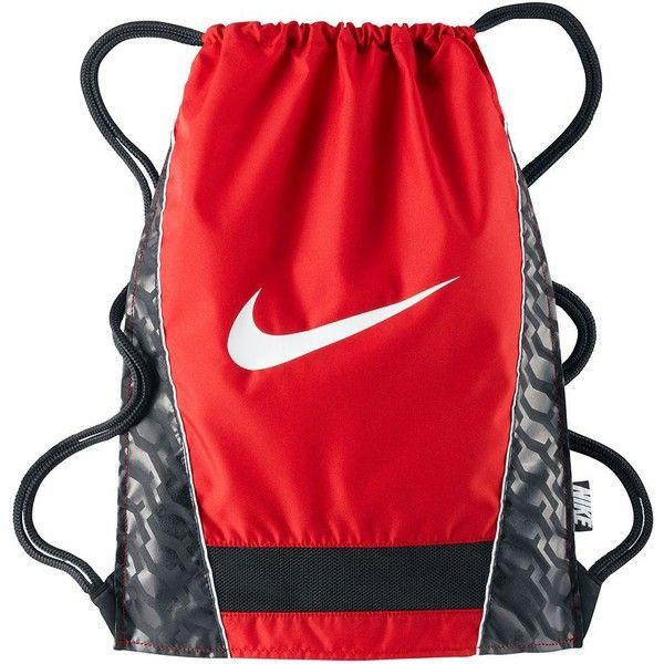 e4b45b4e51 Nike Brasilia Drawstring Backpack ( 14) ❤ liked on Polyvore featuring bags