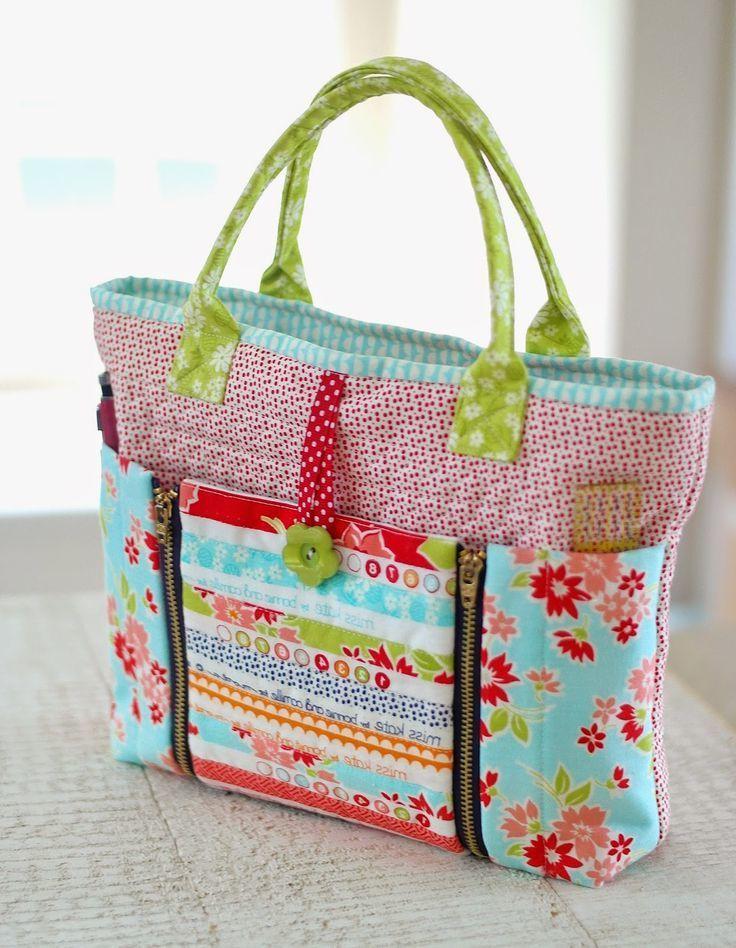 Coser bolsas de tela: instrucciones de costura DIY – accesorios, DIY – ZENIDES  – Bolsa