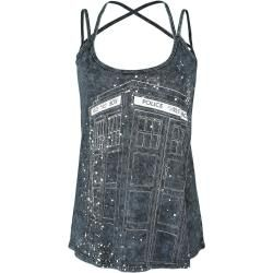 Photo of Doctor Who Tardis Tank-Top