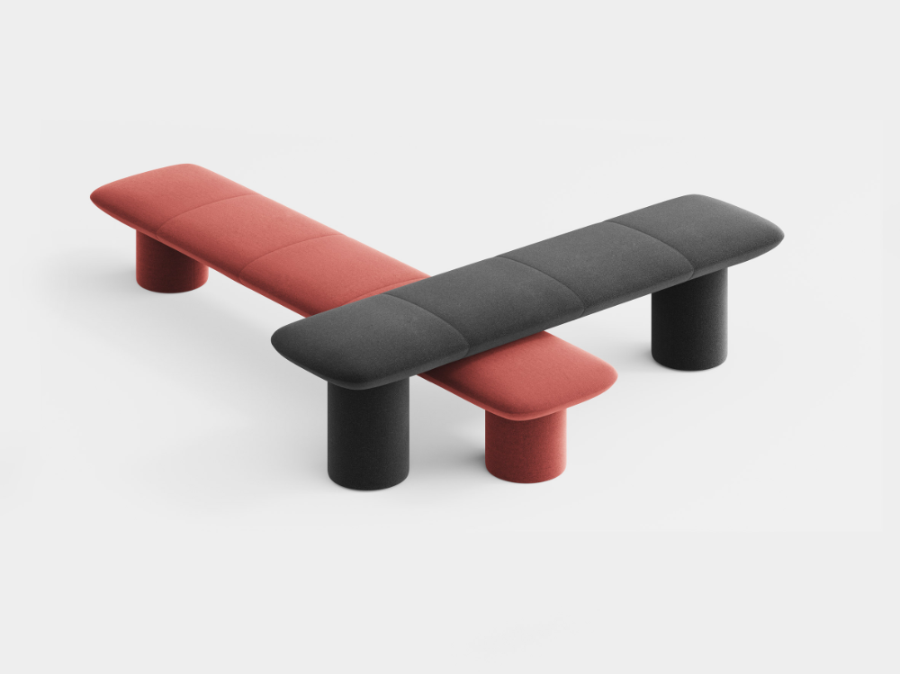 Form Us With Love Creates Benches To Give People Privacy