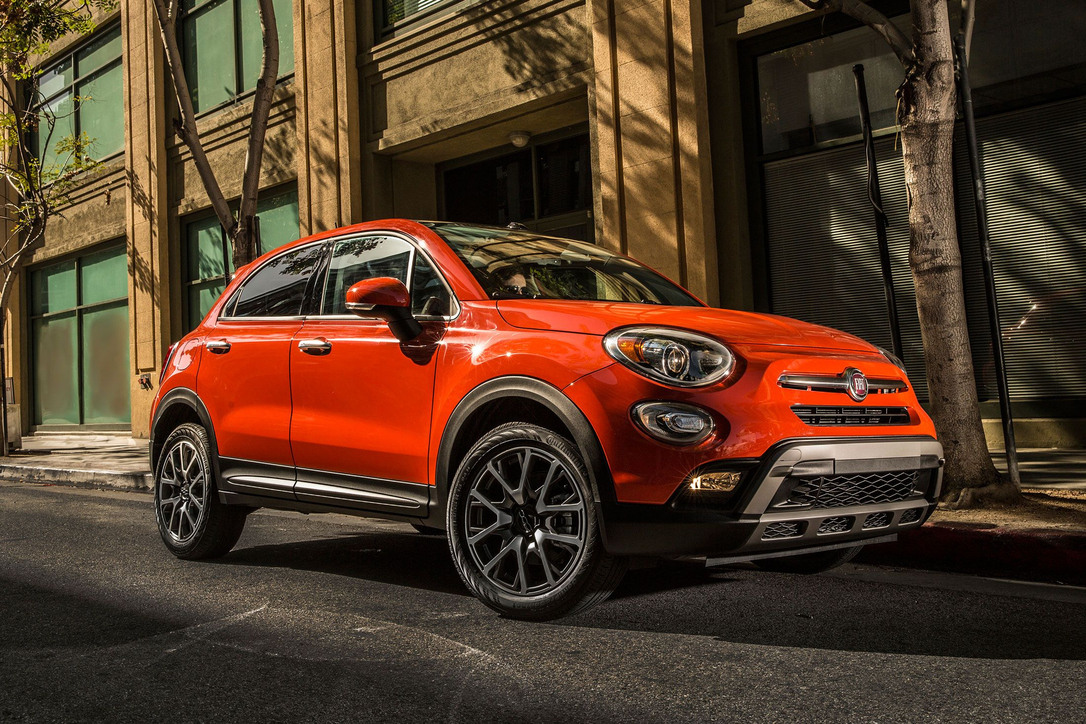 The 2016 Fiat 500x Is Cute But Who Is It For Fiat 500