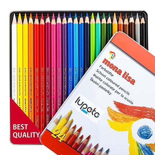 Koh I Noor Mona Lisa Colored Pencils Set Of 24 Colore Https