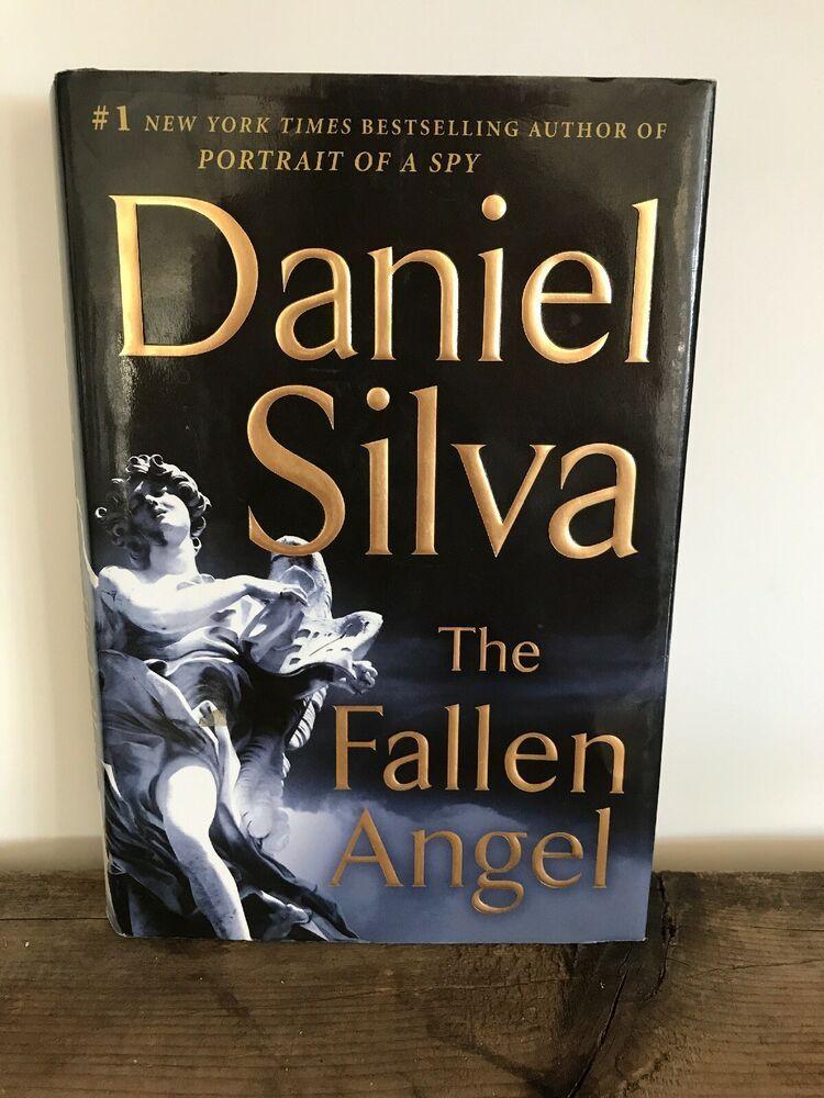 Gabriel Allon The Fallen Angel 12 by Daniel Silva (2012
