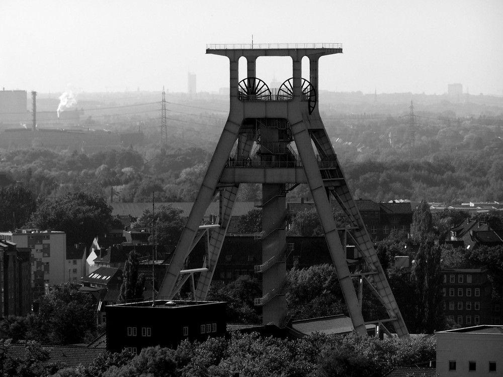 Bergbau Museum Bochum Bochum Ruhrgebiet Bergbau