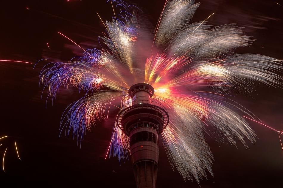 Festive And Beautiful Photos Of New Year's Eve ...