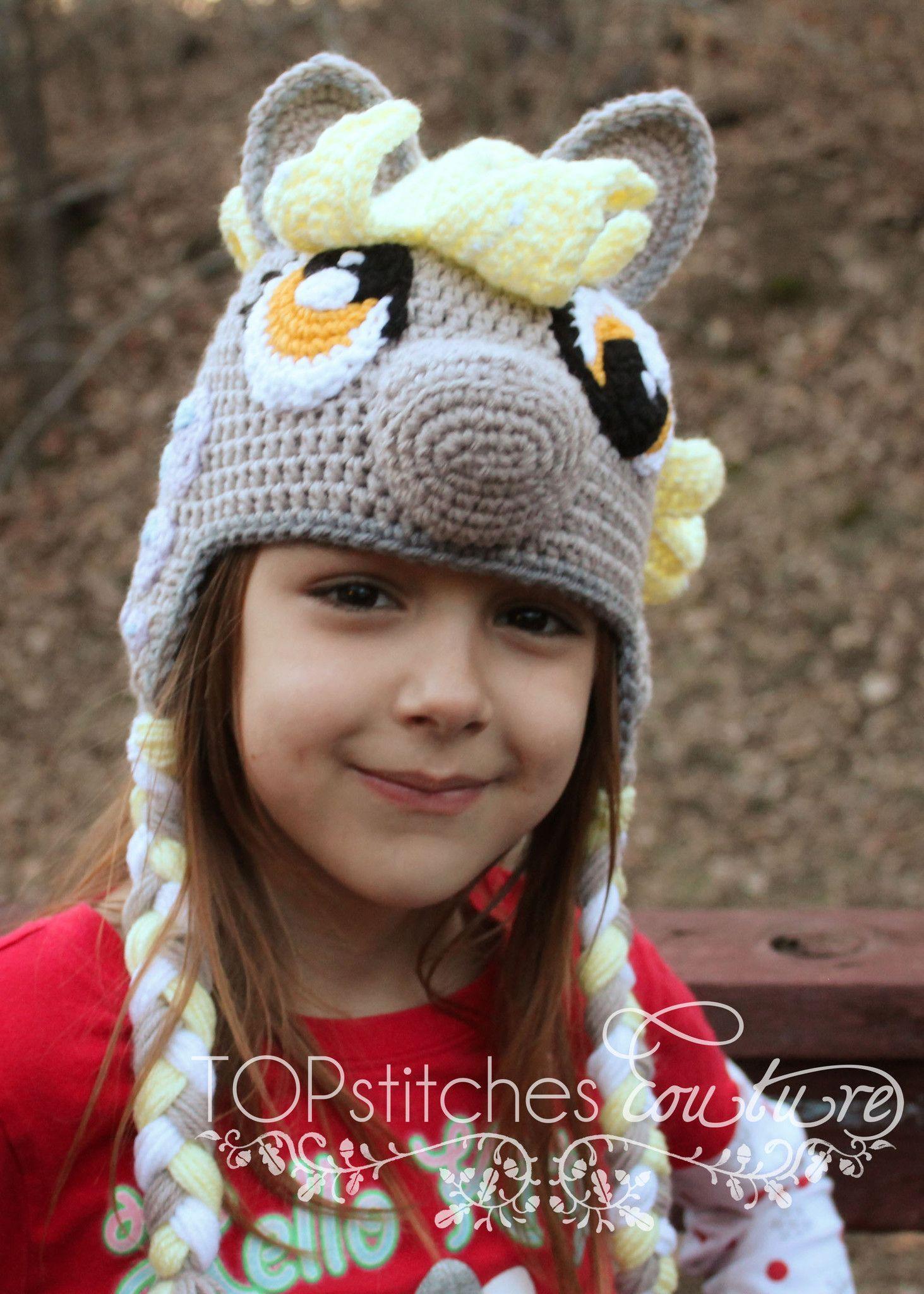 Derpy Hooves PDF Crochet pattern, My Little Pony Costume, Derpy ...