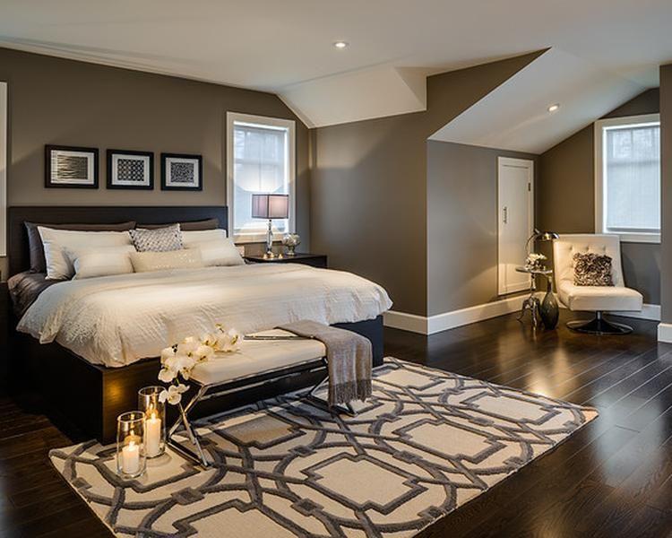 Mooie stijlvolle slaapkamer slaapkamer bedrooms