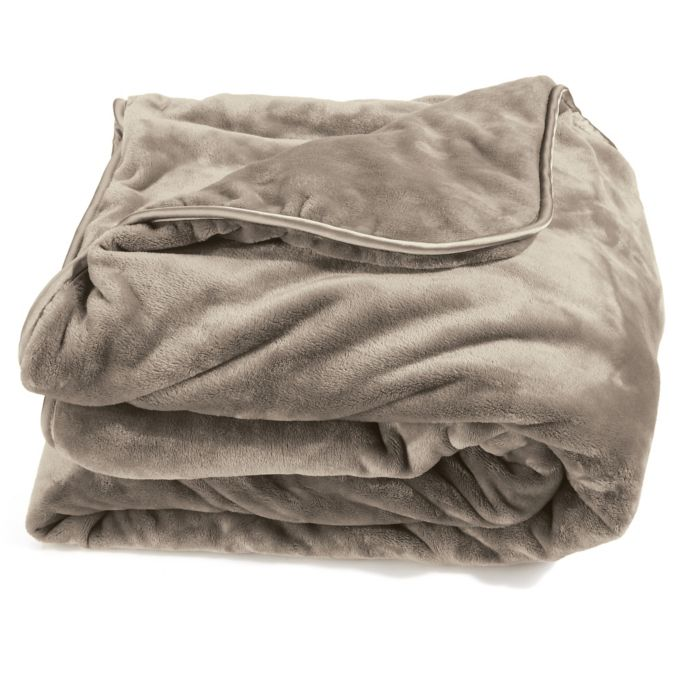 Brookstone Weighted Blanket Bed Bath Beyond Best Weighted