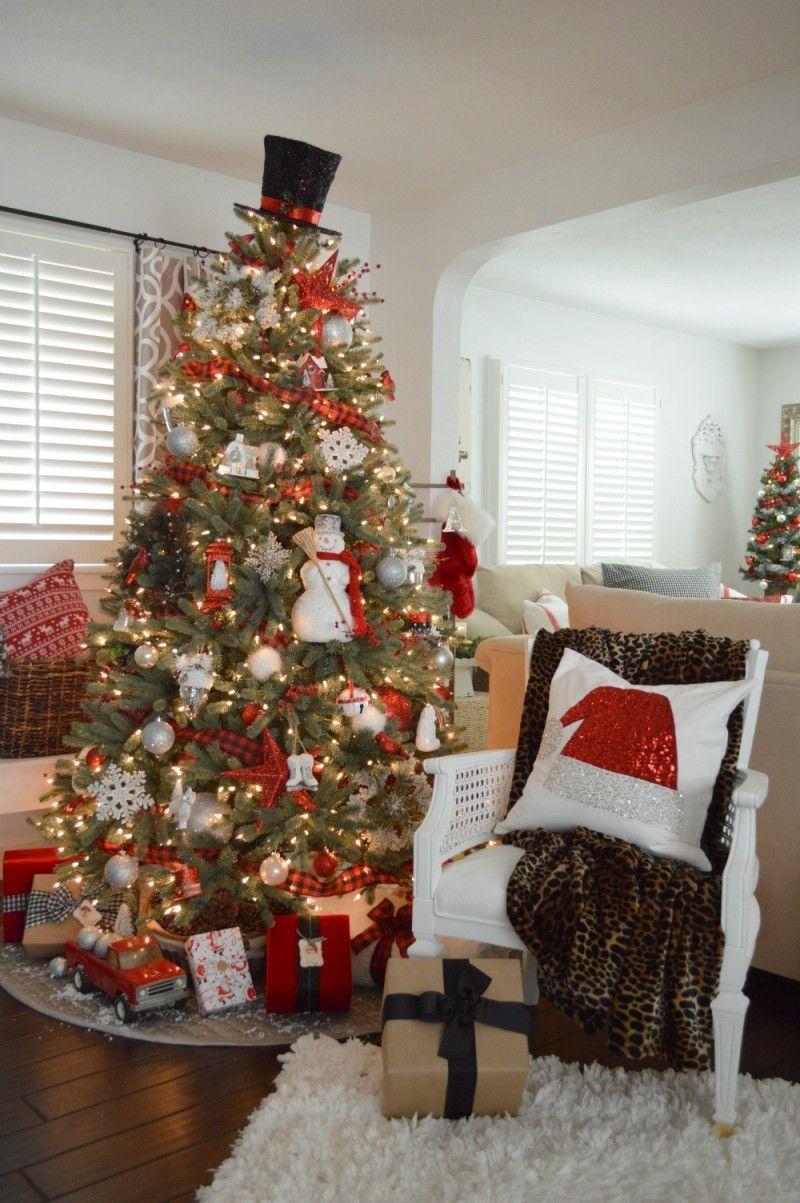 Balsam Hill 12 Bloggers Christmas Tree Reveal CHRISTMAS