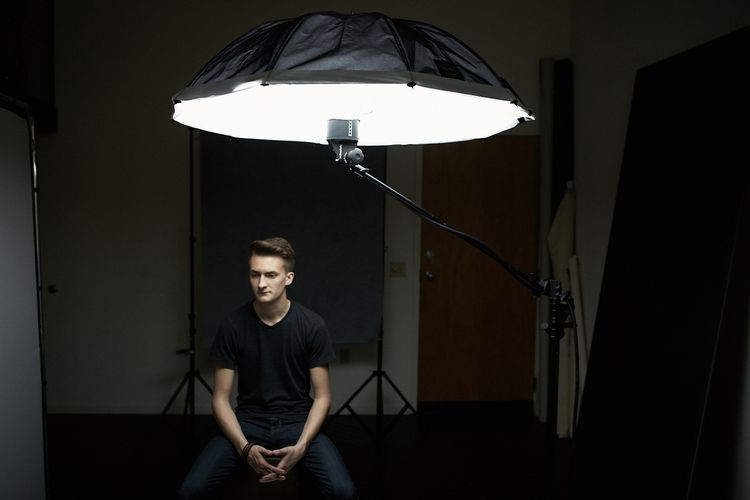 How Many Quick Lighting Set Ups Are Possible With A Single Light