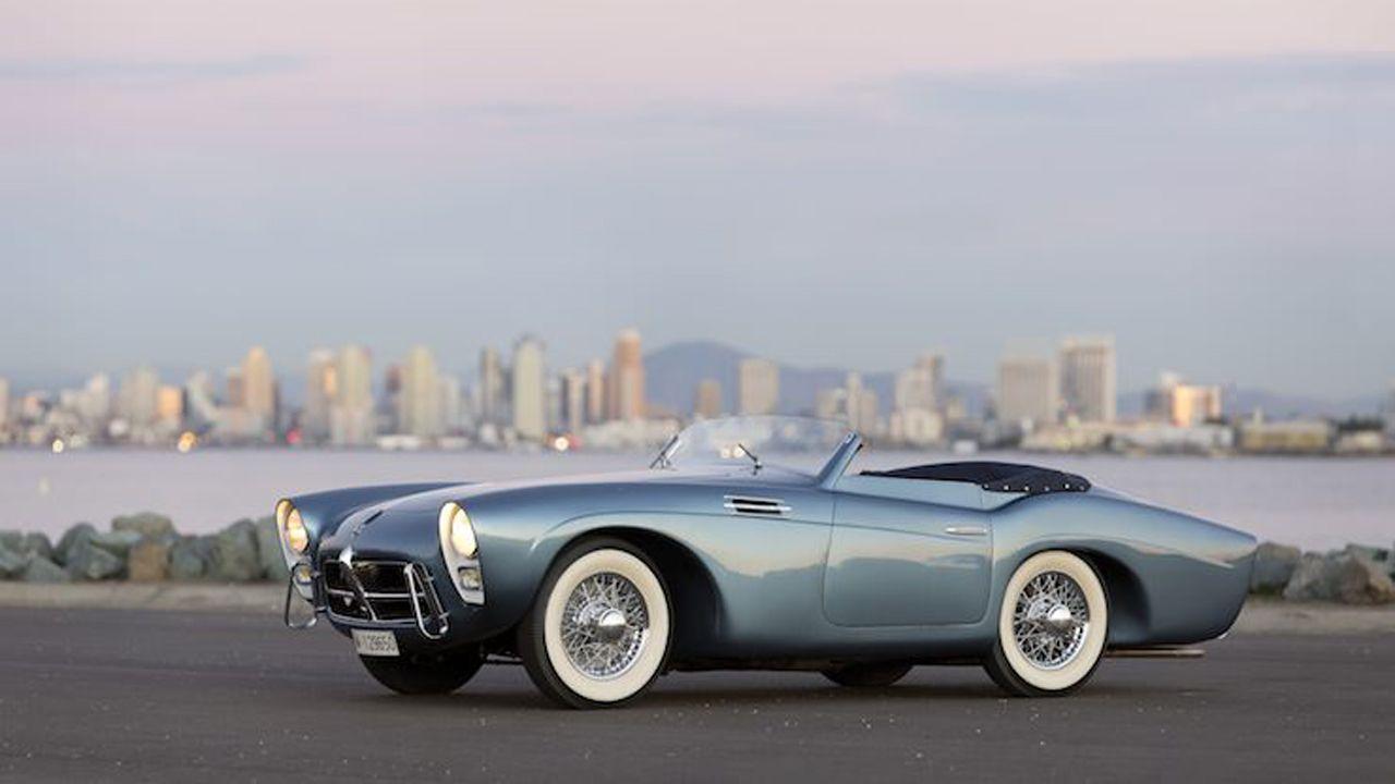 1954 Pegaso Z-102 | Autos-(Pegaso) | Pinterest | Cars, Lamborghini ...