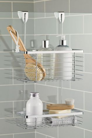 Bathroom Accessories Next buy over door shower caddy from the next uk online shop | for the