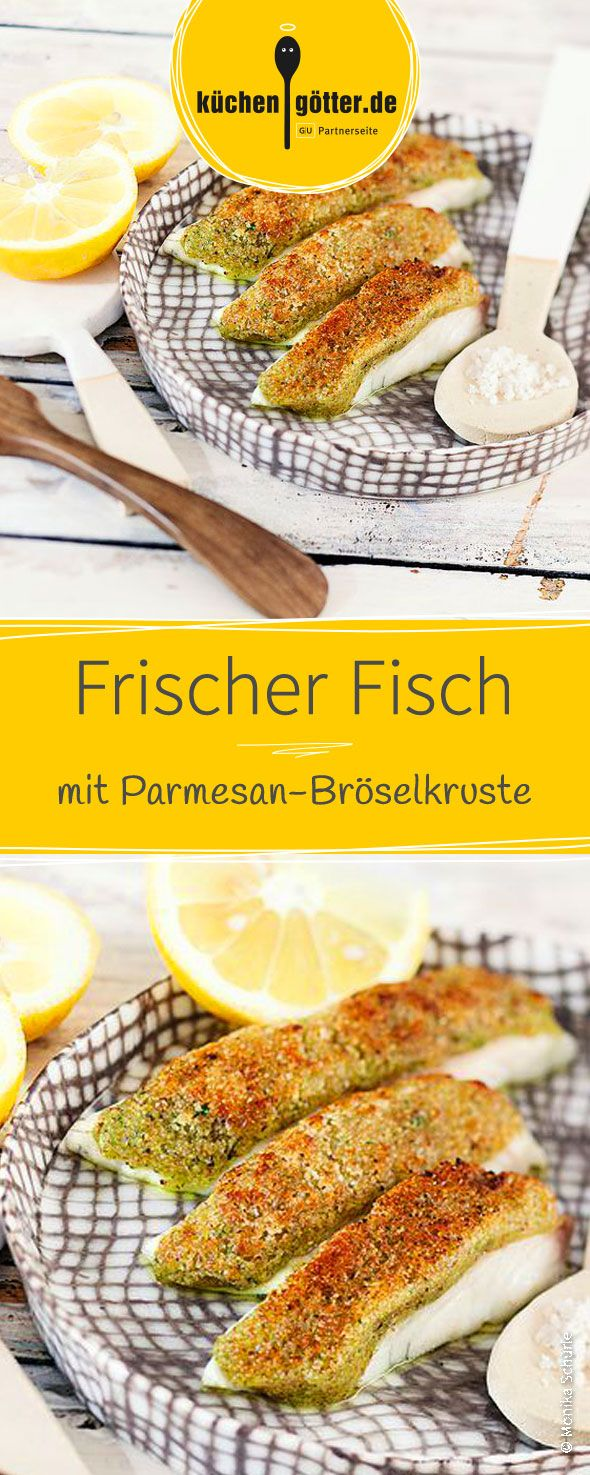 Photo of Fish with Parmesan Crumb Crust | Recipe for raclette