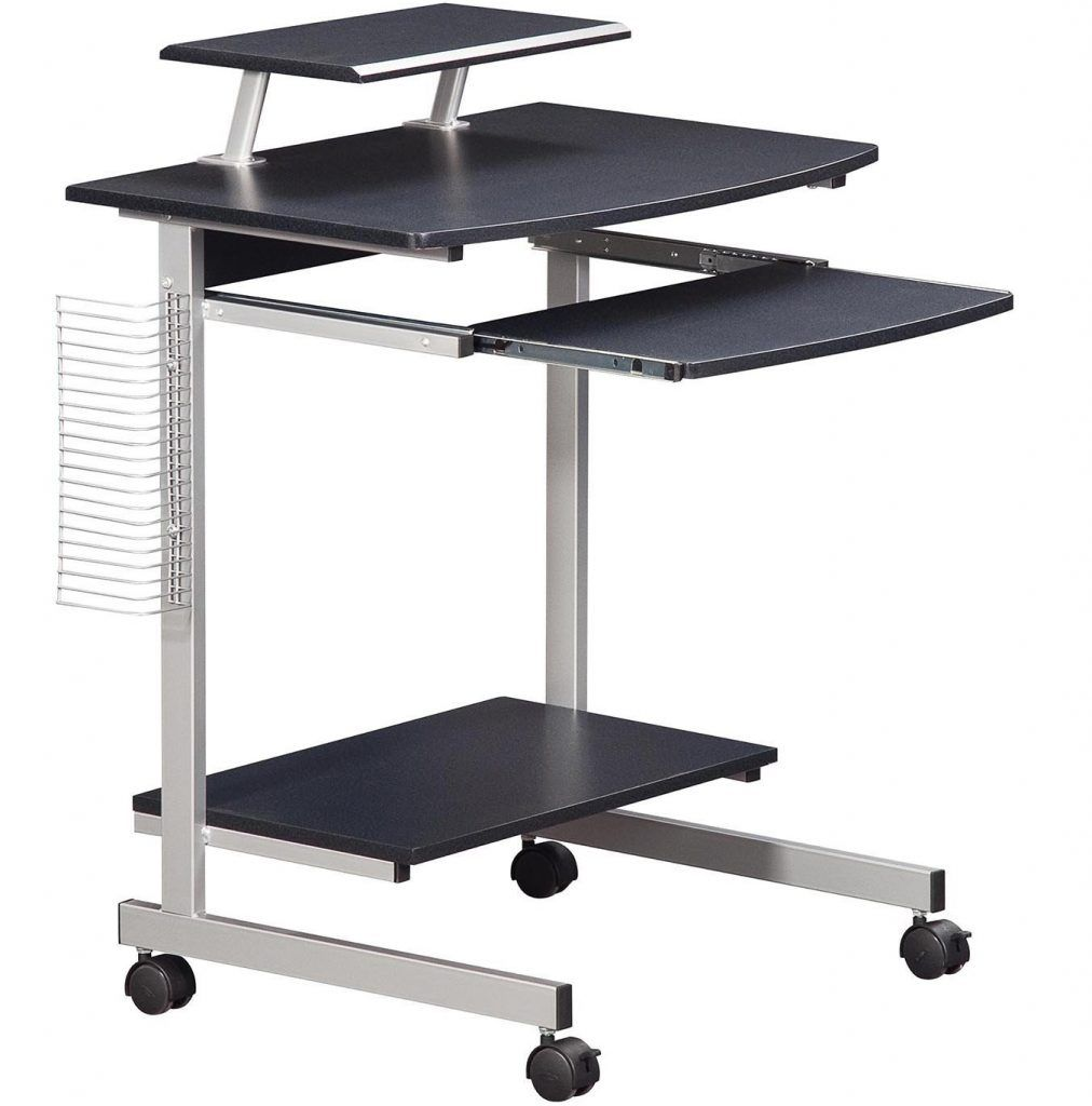 Mobile and Compact Complete Computer Workstation Desk | Office ...