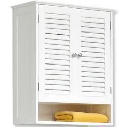 Photo of Wall cabinet – white – 60 cm wide RollerRoller