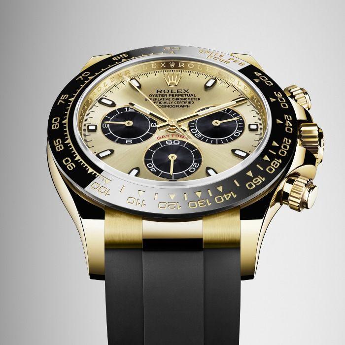 a2e53d3ab7d Novo relógio Rolex Daytona 2017