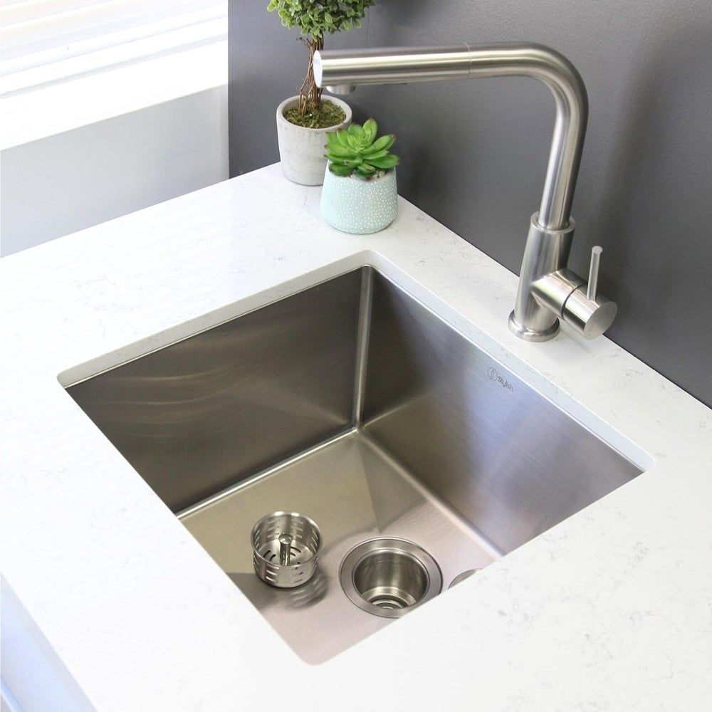 Overstock Com Online Shopping Bedding Furniture Electronics Jewelry Clothing More In 2021 Single Bowl Kitchen Sink Undermount Kitchen Sinks Single Basin Kitchen Sink