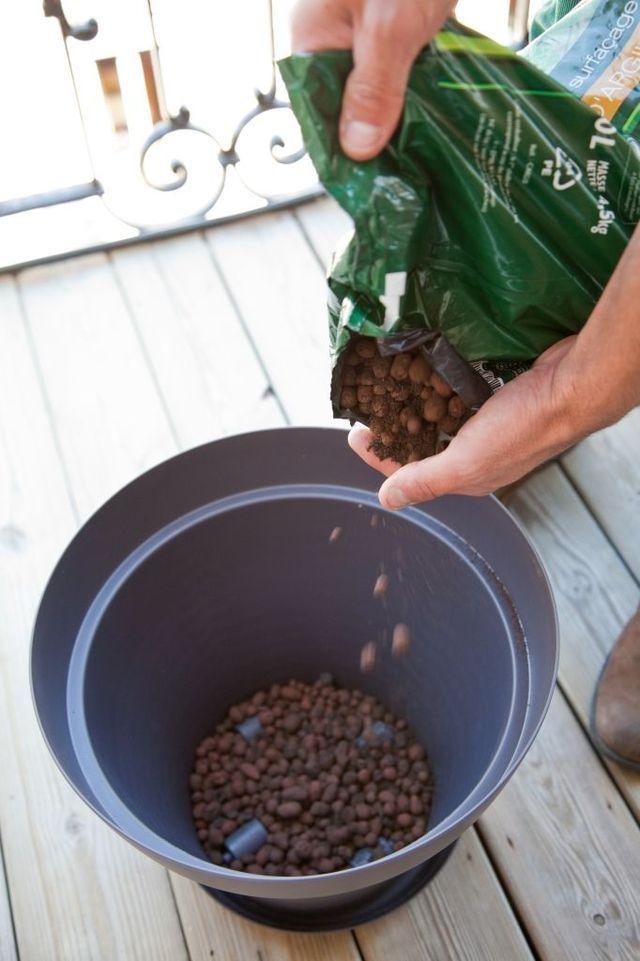 planter des tomates cerises en pot comment faire conseils jardinage planters garden. Black Bedroom Furniture Sets. Home Design Ideas
