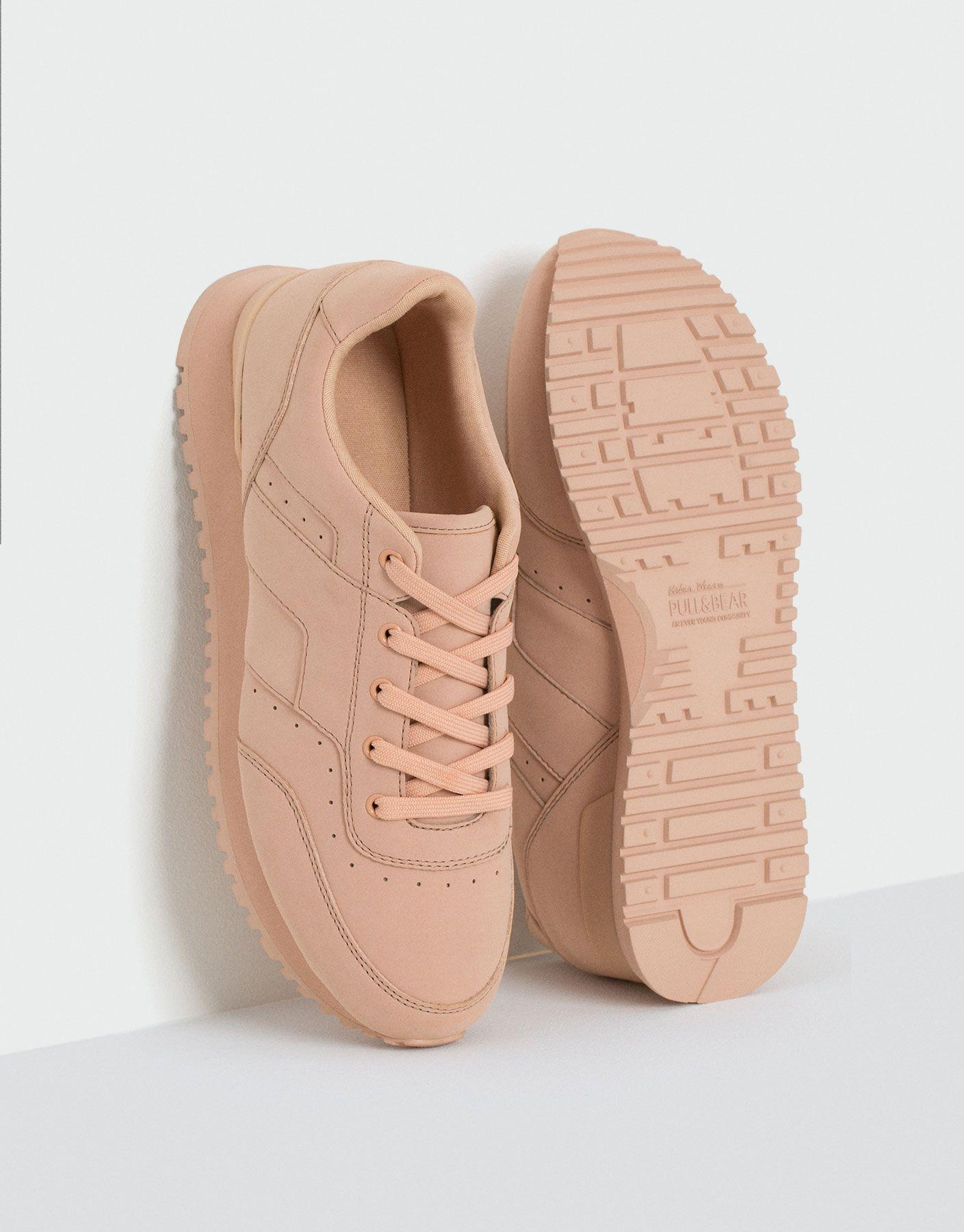 Modischer Jogging Sportschuhe Schuhe Damen Pull Bear Deutschland Latest Shoes Baby Shoes Sneakers