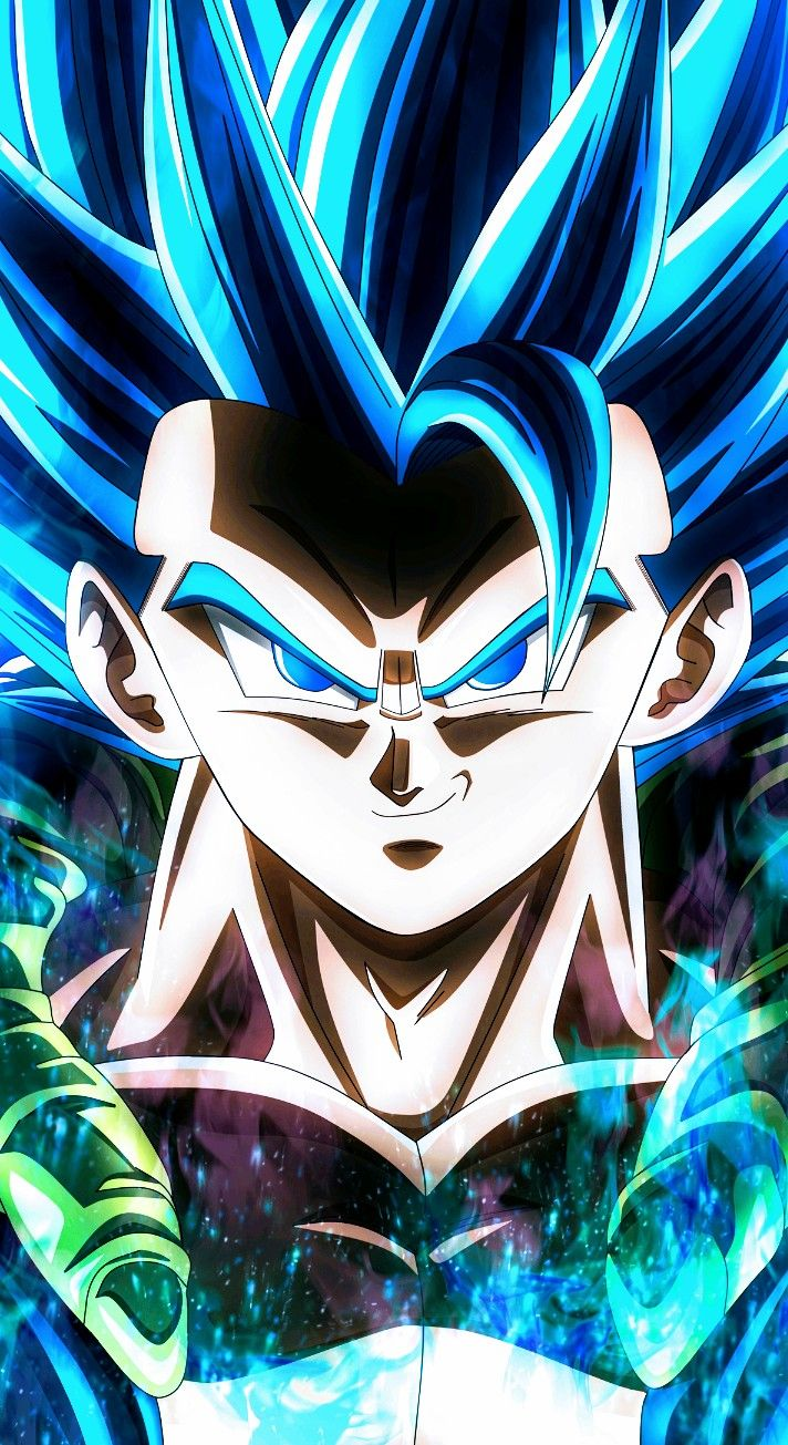 Gogeta Super Saiyan Blue Dragon Ball Super Dbz Dragon