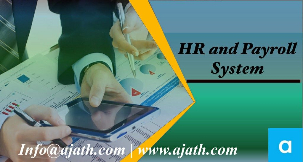 Hr payroll management human resource management system