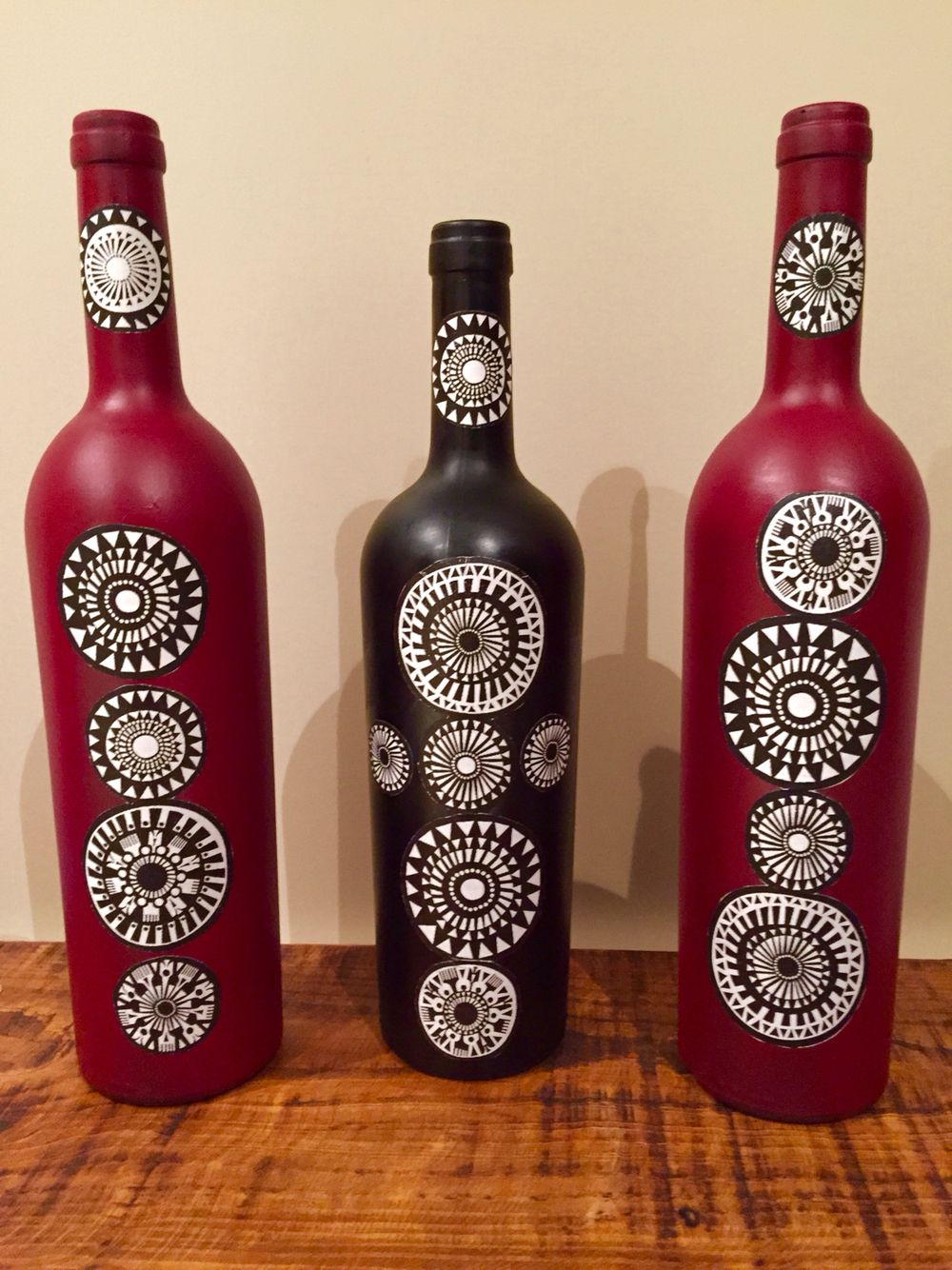 Repostagem Collage By Me Glass Bottle Crafts Wine Bottle Diy Crafts Wine Bottle Art