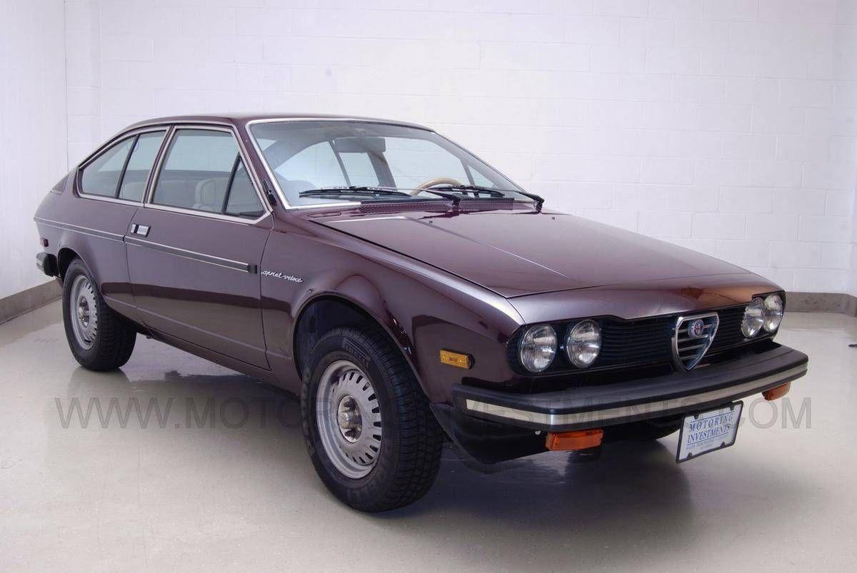 1978 Alfa Romeo Alfetta For Sale 1739533 Alfa Romeo Alfa Gtv Alfa Romeo Gtv