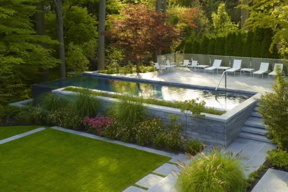 Garten Gestaltung Moderne Pools Von Paul Marie Creation Garden