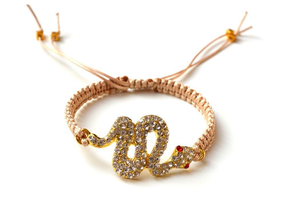 No me olvides bracelet. www.muak.ch