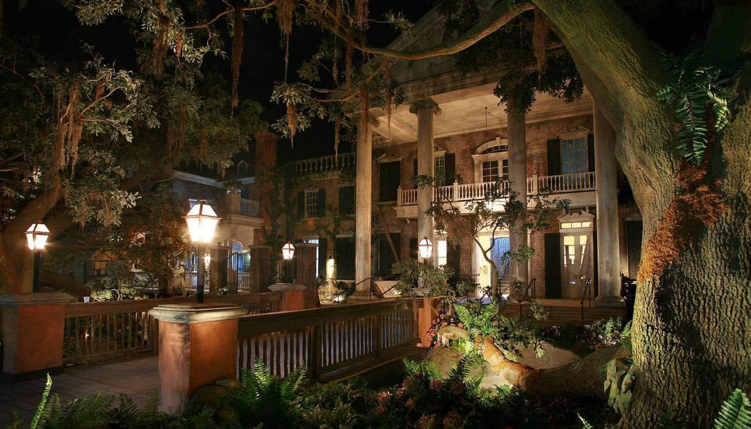 Grand Oaks Mansion New Orleans Wedding Venue Louisiana
