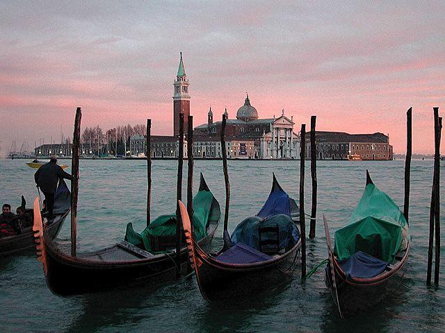 El mejor destino para que te sorpredan: Venecia.