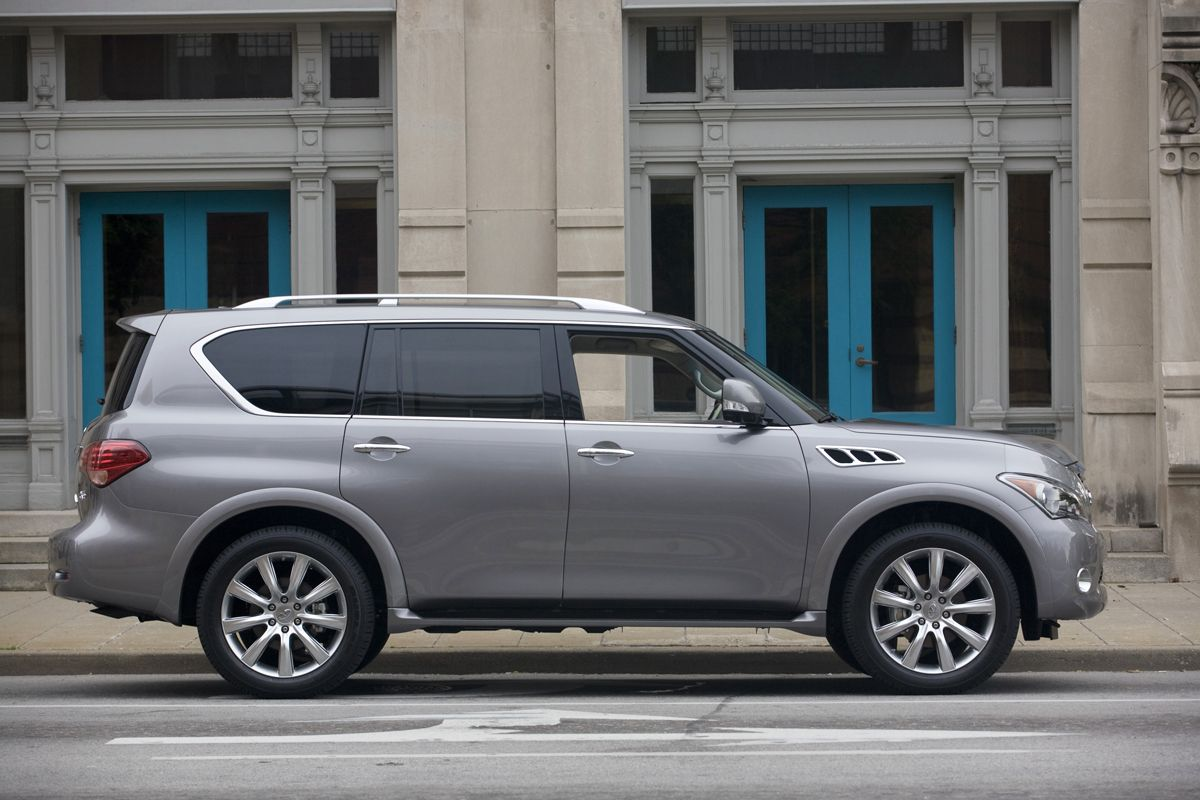 2014 Infiniti QX80 2014 Infiniti QX80 Changes – Top Car