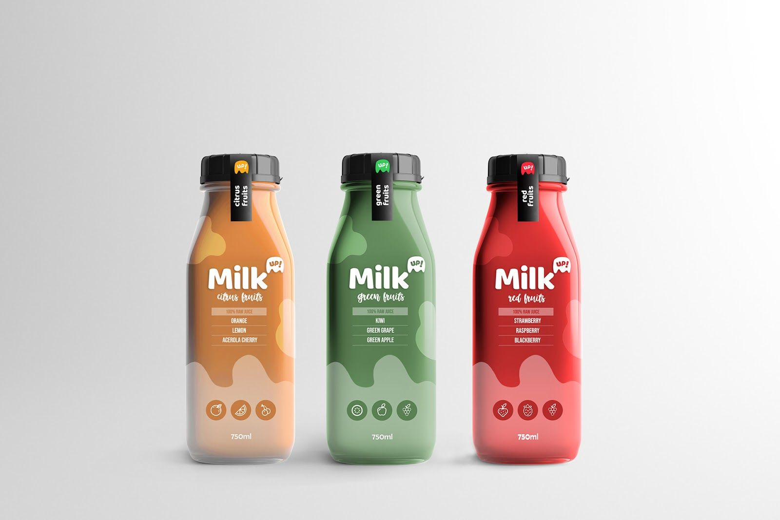 Creative Milk Packaging Designs for your Inspiration
