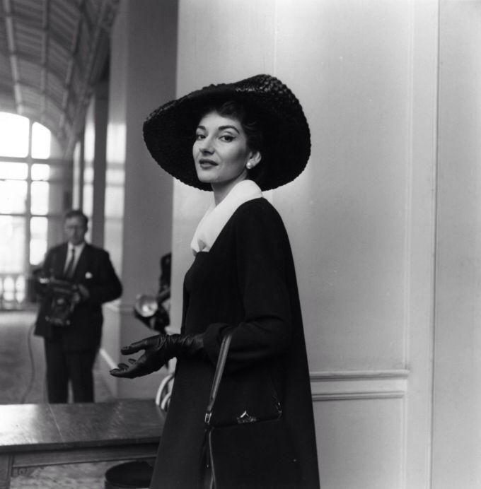 Una nueva recopilación de grabaciones remasterizadas revive la leyenda de Maria Callas http://www.harpersbazaar.es/articulo/12033/pura-callas…