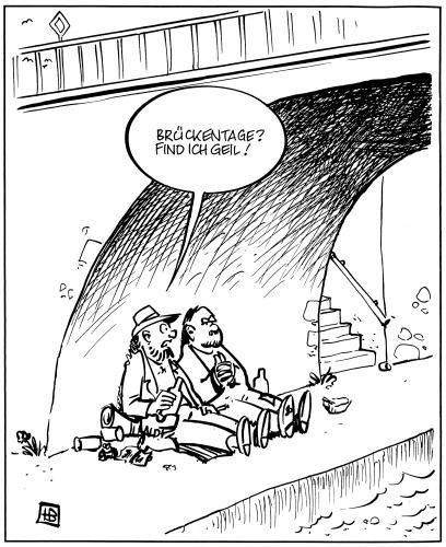Brückentage (medium)   Lustige bilder, Brückentage, Arbeit