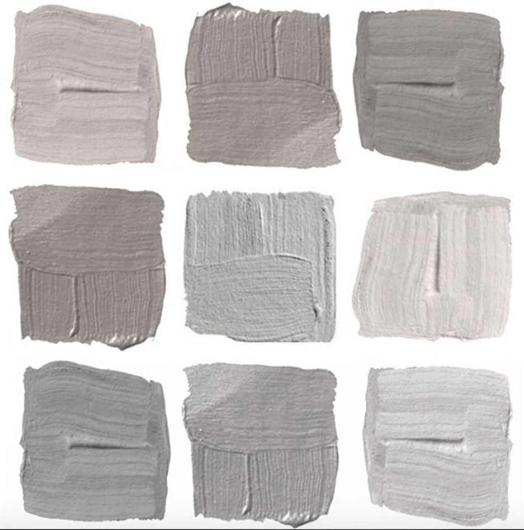 "Is Taupe Grey: Dulux Cashmere ""A Beautiful, Pale Taupe Which I Recently"