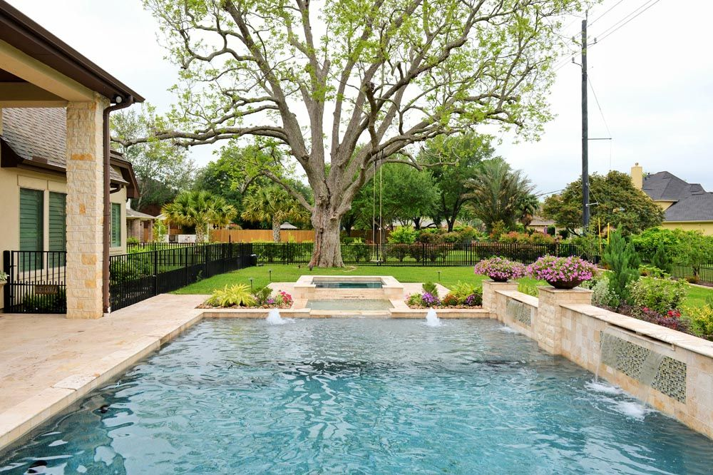 Laguna pools design is a leader in pool construction