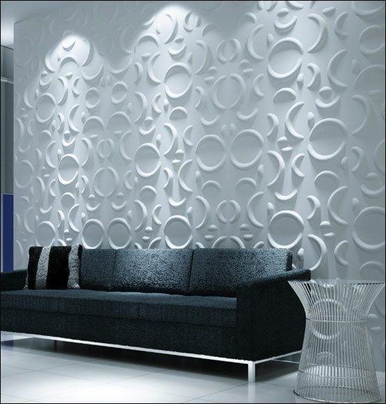 neuholz® 6m² wandpaneele 3d wandverkleidung design wand paneel, Innedesign