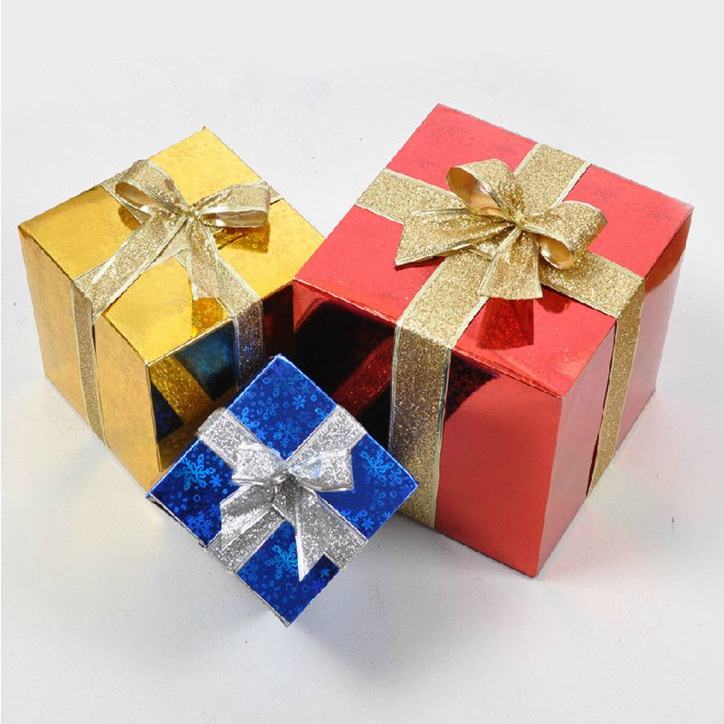 decorative christmas gift boxes szukaj w google