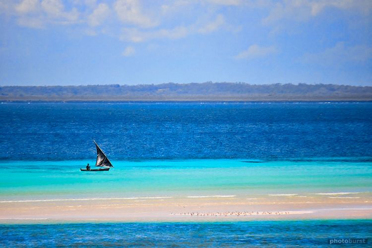 turquoise waters, Pemba, Mozambique