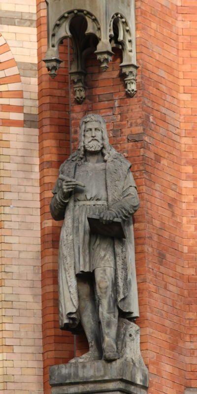 Künstler Hannover hannover dürer aufgestellt 1855 künstler carl dopmeyer standort