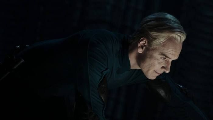 Michael Fassbender as David in Alien: Covenant | Prologue: The Crossing